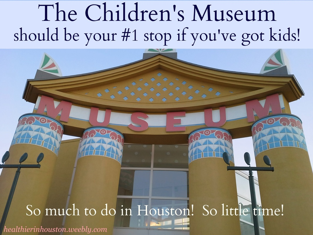 Things to do in Houston from HealthierinHouston.weebly.com